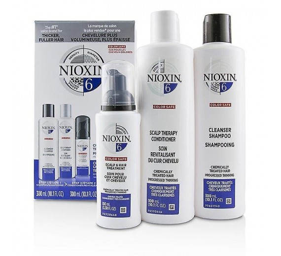 Nioxin Hair System 6 trial Kit