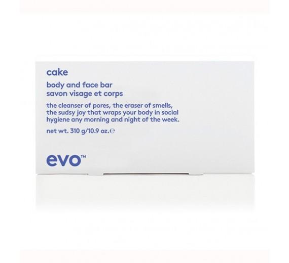 Evo Cake Body and Face Bar 310 g