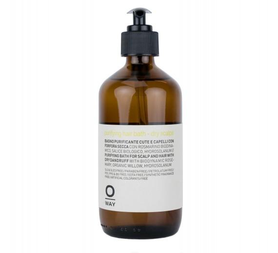 Oway Purifying Hair Bath - Dry Scalps 240 ml