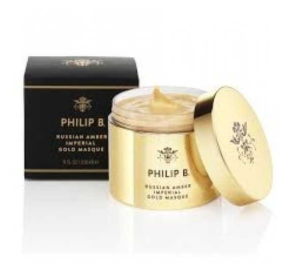 Philip B Russian Amber Imperial Gold Masque 236 ml