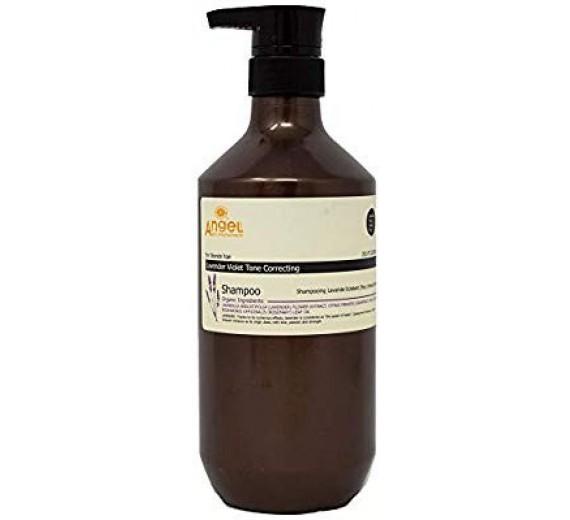 Angel Lavender VIOLET TONE Correcting Shampoo 800 ml