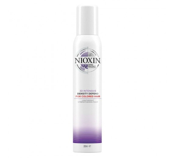 Nioxin 3D Intensive Density Defend 200 ml