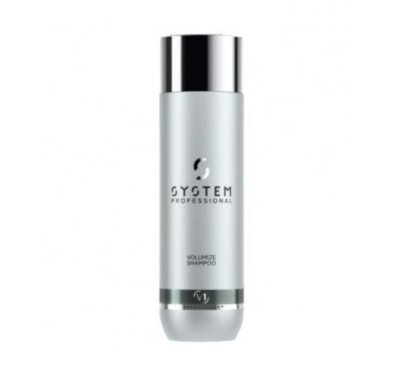 System Professional Energy Code Volumize Shampoo 250 ml