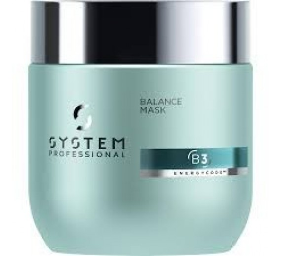 System Professional Energy Code Balance Mask 200 ml