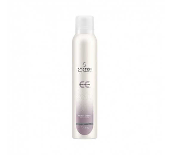 System Professional Energy Code Extra Instant Energy Dry Conditioner 200 ml