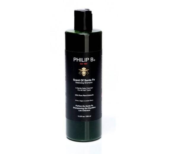Philip B Sent of Santa Fe Balancing Shampoo 350 ml