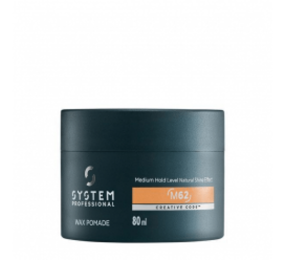 System Professional Energy Code Man Wax Pomade 80 ml