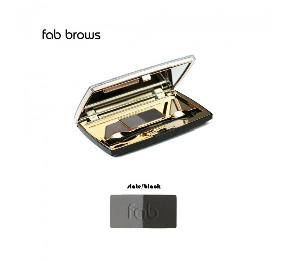 Fab Brows Black Duo Kit