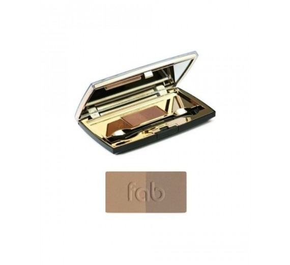 Fab Brows Light / Medium Brown Duo Kit.