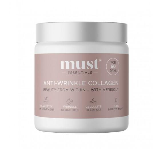 Must Essentials Anti-wrinkle Collagen Pulver