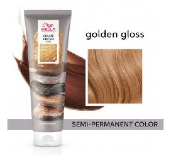 Wella Color Fresh Mask Golden Gloss 150 ml