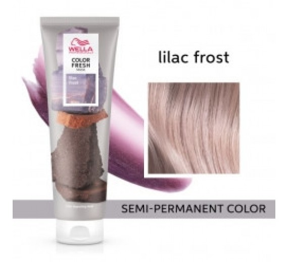 Wella Color Fresh Mask Lilac Frost 150 ml
