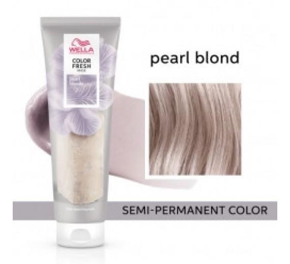 Wella Color Fresh Mask Pearl Blonde 150 ml
