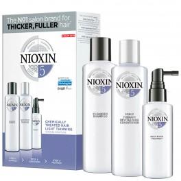 Nioxin Hair System 5 Trial Kit-20