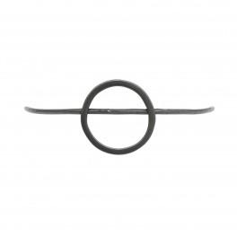 Dansk Copenhagen Tracey Circle Armbånd Hematitbelagt-20