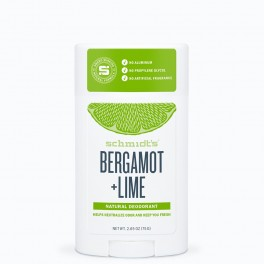 Schmidts Natural Deo Stick Bergamot + Lime 92 g-20