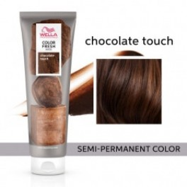 Wella Color Fresh Mask Chocolate Touch 150 ml-20