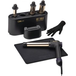 Hot Tools Curl Bar Set 19-25-32-38 mm