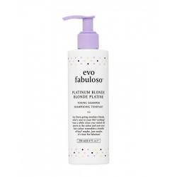 Evo Fabuloso Shampoo Platinum Blonde 250 ml