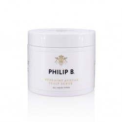 Philip B Peppermint Avocado Scalp Scrub 236 ml